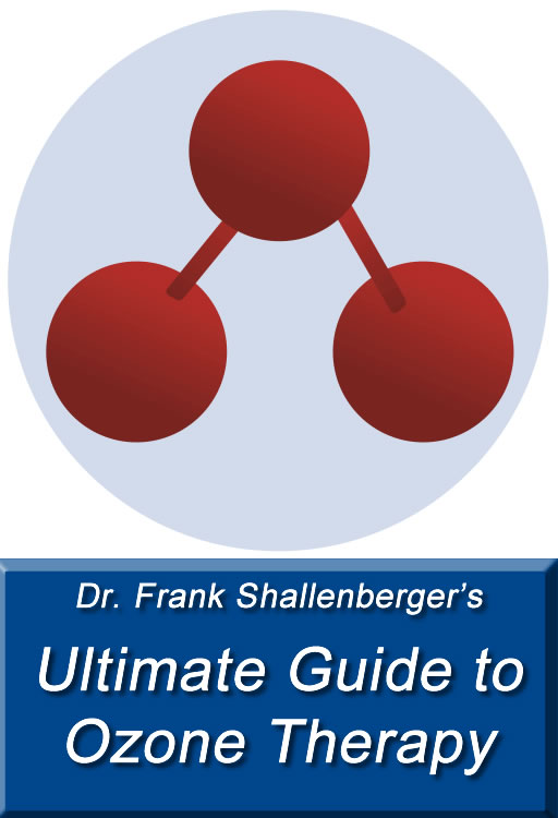 The Ozone Miracle Best Ozone Book by Frank Shallenberger